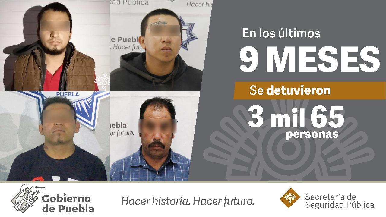 policía Puebla