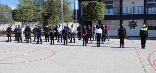 policía Tehuacán